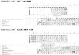 second floor plan architecture lab
