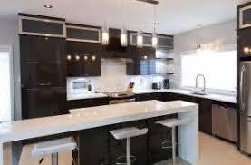 cuisine ouverte avec comptoir cuisine avec comptoir bar amazing cuisine avec comptoir bar