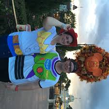 toy story halloween our favorite costumes at mickey u0027s not so scary halloween party in