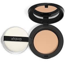amazon com xtava perfect skin powder pact buildable matte
