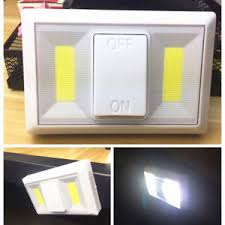 cob led wireless night light with switch wireless cob led light switch super bright switch night l battery