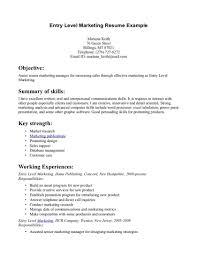 resume objective statement exles entry level sales and marketing resume objective for exles entry level engineeringnistrative