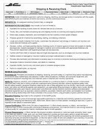 resume templates for administrative officers examsup cinemark receivinglerk job resume shipping description duties jd templates