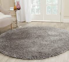 Solid Color Rug Silver Shag Rug Popcorn Shag Collection Safavieh Com