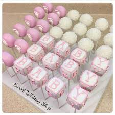 breathtaking cake pops for baby shower 94 for baby shower