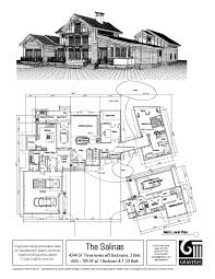 4000 square feet floor plans