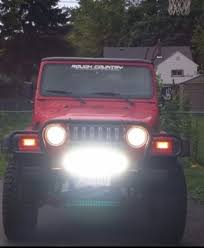 best jeep light bar 103 best amazon mictuning led light bar images on pinterest
