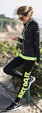 black and neon nike hello fashion sporty neon yellow