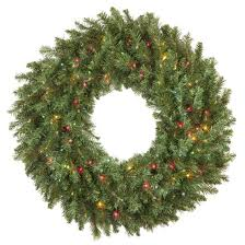 artificial wreaths brighton fir prelit artificial