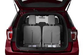 Ford Explorer Trunk Space - new 2017 ford explorer price photos reviews safety ratings