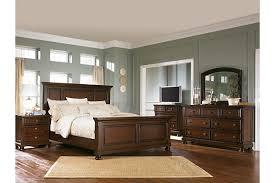 Ashley Furniture Bedroom Sets On Sale by Porter 5 Piece Queen Master Bedroom Ashley Furniture Homestore