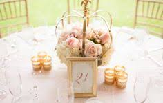 crown centerpieces glamorous pink california wedding gold crown centerpieces and crown