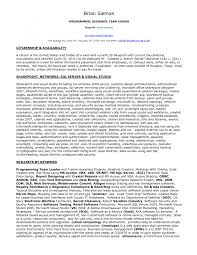 cover letter technology lead resume information technology leader