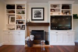 fireplace built in cabinets fireplace built ins ideas family room traditional with built in