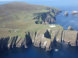 fair isle walk report fair isle shetland walkhighlands
