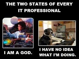 Information Technology Memes - every it professional funny