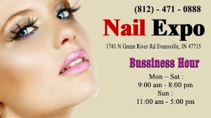 nail expo in evansville in 47715 phone 812 471 0888 youtube