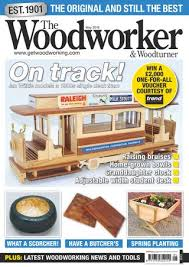 Woodworking News Magazine Uk by The Woodworker U0026 Woodturner 2017 06 By James Lamp Issuu