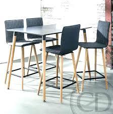 table cuisine hauteur 90 cm cuisine table haute tabouret de bar de cuisine table bar cuisine
