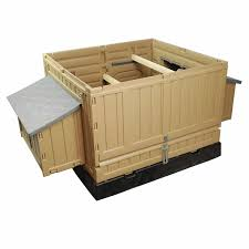 large chicken coop backyard hen house 4 6 large 6 12 bantams the