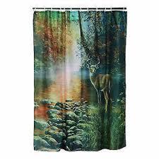 Window And Shower Curtain Sets Bathroom Curtains Ebay