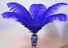 new arrive colorful 16 18 inch 40 45cm ostrich feather plume