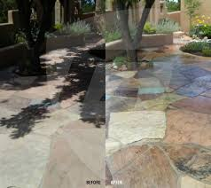Best Sealer For Flagstone Patio by Cryli Tek 5505 Decorative Concrete Coating Ghostshield