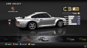 80s porsche 959 view of porsche 959 photos video features and tuning of