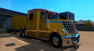 kenworth truck colors international lonestar truck american truck simulator mod ats