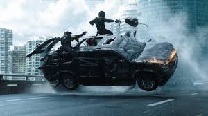 animated wrecked car deep inside deadpool u0027s deadliest effects fxguide