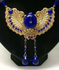 154 best egyptian revival jewelry images on pinterest antique