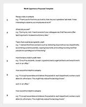 proposal template u2013 231 free word excel pdf format download