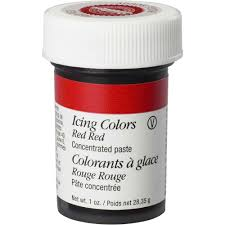 gel food coloring icing color wilton