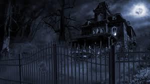 halloween background deviantart haunted house by daaksm on deviantart