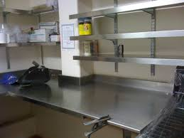 modern kitchen shelving kitchen stainless steel shelving white gl backsplash and ss