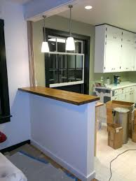 kitchen half wall ideas kitchen half wall ideas getanyjob co