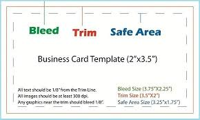 Vistaprint 10 Business Cards Vistaprint Business Card Template Best Template Examples