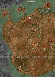The Witcher 3 World Map by Grayrocks West Map The Witcher 3 Walkthrough Maps U0026 Game Guide