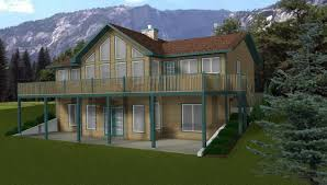 One Story Cottage Style House Plans House Plans With Wrap Around Porch Youtube Single Story Ranch