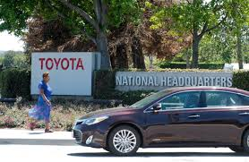 toyota headquarters torrance california city of torrance grapples with toyota relocation to
