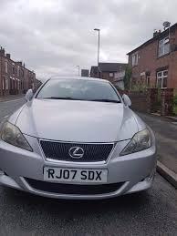 lexus is200 gumtree uk 2007 lexus is220d bargain quick sale in oldham manchester