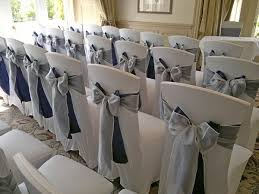 Bows For Chairs Getting To Know Ivy Linens The Wedding Community Blog