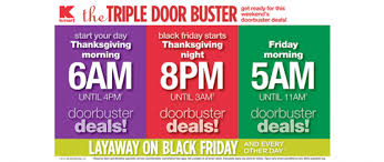 the kmart black friday 2012 opening hours with this infographic