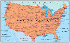 Large Map Of United States by General History American History Libguides At Illinois Central