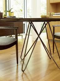 Kitchen Pedestal Kitchen Table Round Dining Pedestal Table Silver Lake Round Dining Table With Hairpin Leg Pedestal By A R T