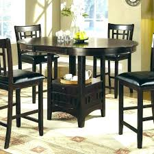 tall round kitchen table tall dining table nhmrc2017 com