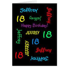 18th birthday cards u0026 invitations zazzle com au