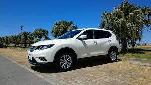 nissan suv back okinawa rent a car shikakeri suv x trail
