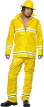 Fireman Costume Fireman Costume For Men