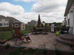 Backyard And Grill by Patio And Grill Celtic Landscaping